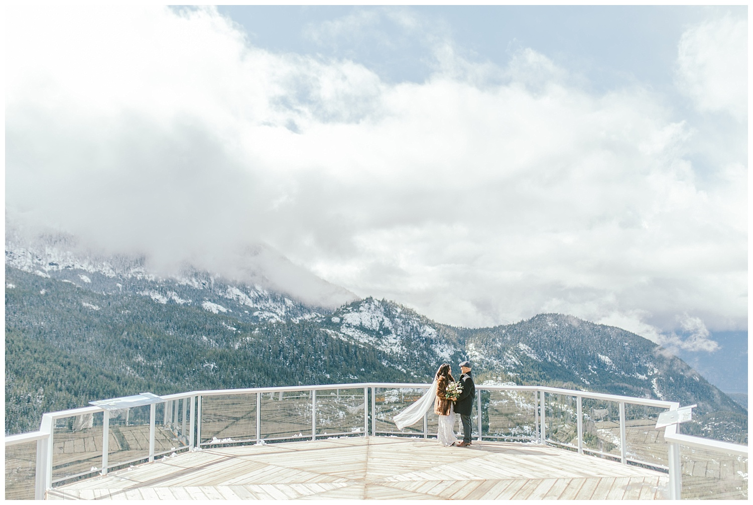 Sea to Sky Squamish Vancouver Wedding Photography