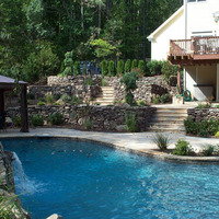 Retaining Walls & Staircases