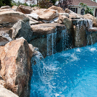 Waterfalls & Water Features