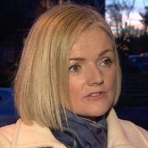 Elizabeth Arnett Irish Water spokesperson