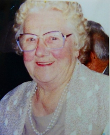 Mary O'Brien who died in January 2009