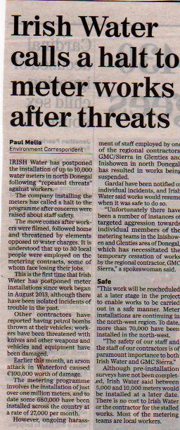 Irish Independent May 21, 2015