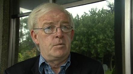 Economist Colm McCarthyPhoto RTE