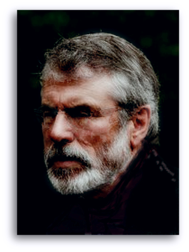 Gerry Adams, Sinn Fein leader