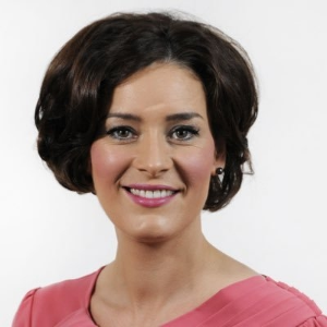 Kate O'Connell, Fine Gael TD won seat in Dublin Bay South,Feb 2016 election. She was elected to Dublin City Council in 2014 for FG.