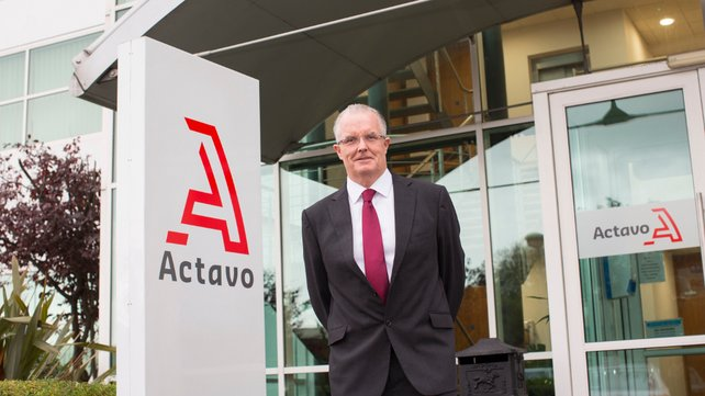 Actavo Chairman and CEO Sean Corkery said the expansion is 'a logical next step for us at this time'