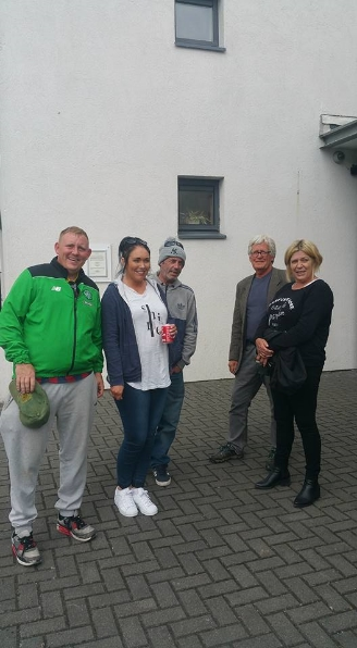 Anti Water protesters were arrested and handcuffed in Tyrellstown, Co Dublin on June 15, 2016. They were released the same day without charge. Click photo to view video.