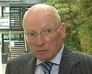 Kevin Duffy new chairman Irish Water Commission appointed by Simon Coveney, July 7, 2016 following controversial resignation of Joe O'Toole