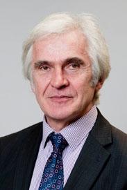 Dr Tom Collins, chairman Public Water Forum