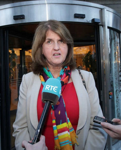 Joan Burton gives evidence in case against teen accused of false imprisonment.  RTE News