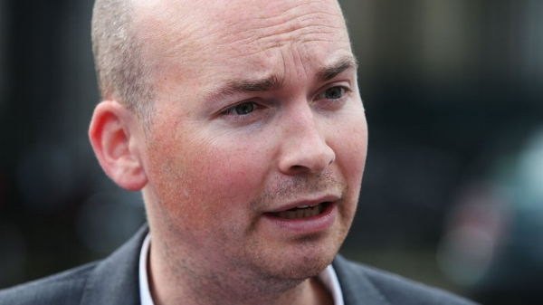 Paul Murphy and 17 others are facing charges related to an incident in Jobstown in November 2014