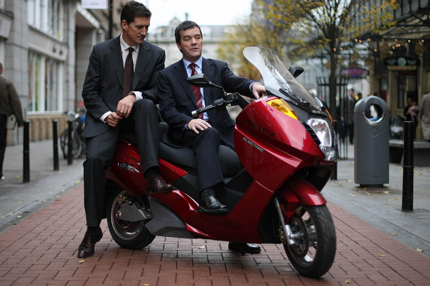 Noel Dempsey, FF, right, Eamonn Ryan, GP, left   photo:  thejournal.ie, Oct 2015 'Noel Dempsey - Every day I regret horrendous decisions we made in Government'