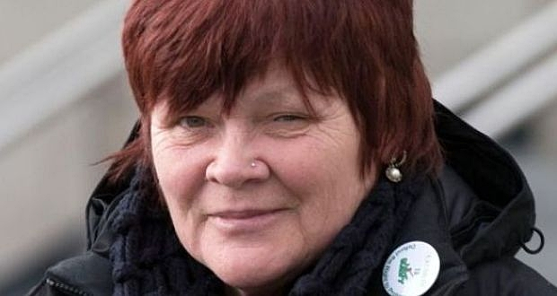 Joan Collins: The Independent TD will table legislation for a referendum to amend article 28 of the Constitution. Photograph: Collins Courts