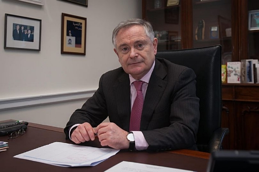 Labour Party leader Brendan Howlin TD (Photo: Collins)