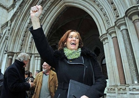 Sheila Coleman, Hillsborough Justice Campaign