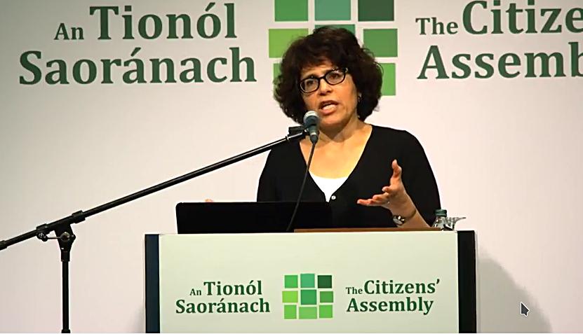 Gilda Sedgh, watch presentation -  here