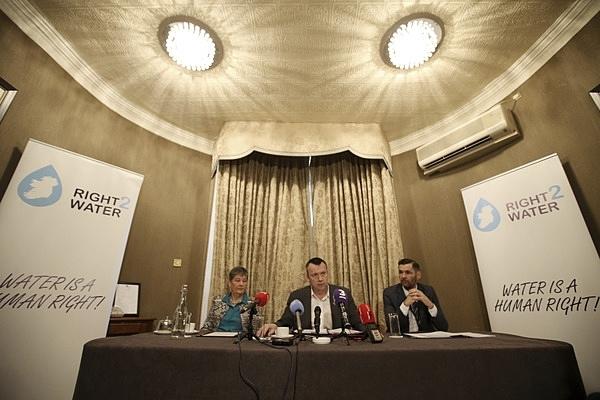 Maeve Curtis, Brendan Ogle and Jonathan O'Brien. Photo: Broadsheet.ie