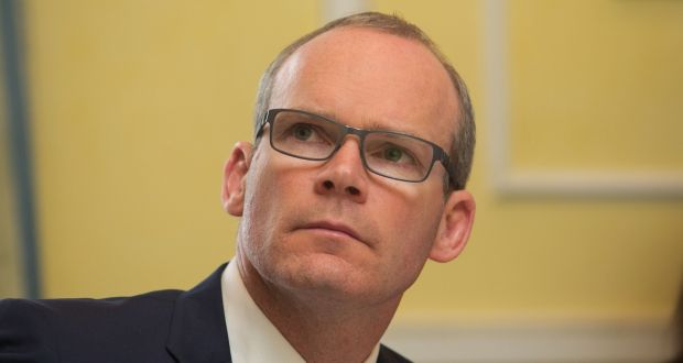 Minister for Housing Simon Coveney said he would bring forward legislation within six weeks to implement the recommendations. Photograph: Gareth Chaney Collins