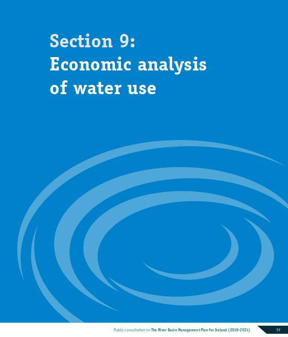 River Basin Management Plan 2018-2021