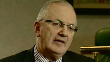 Danny Kennedy said the current consensus was that water charges should not be applied