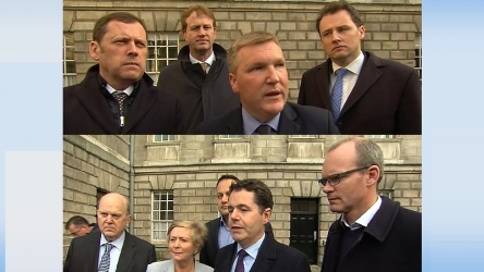 RTE 30/04/2016 - Fine Gael and Fianna Fáil agree deal on formation of government