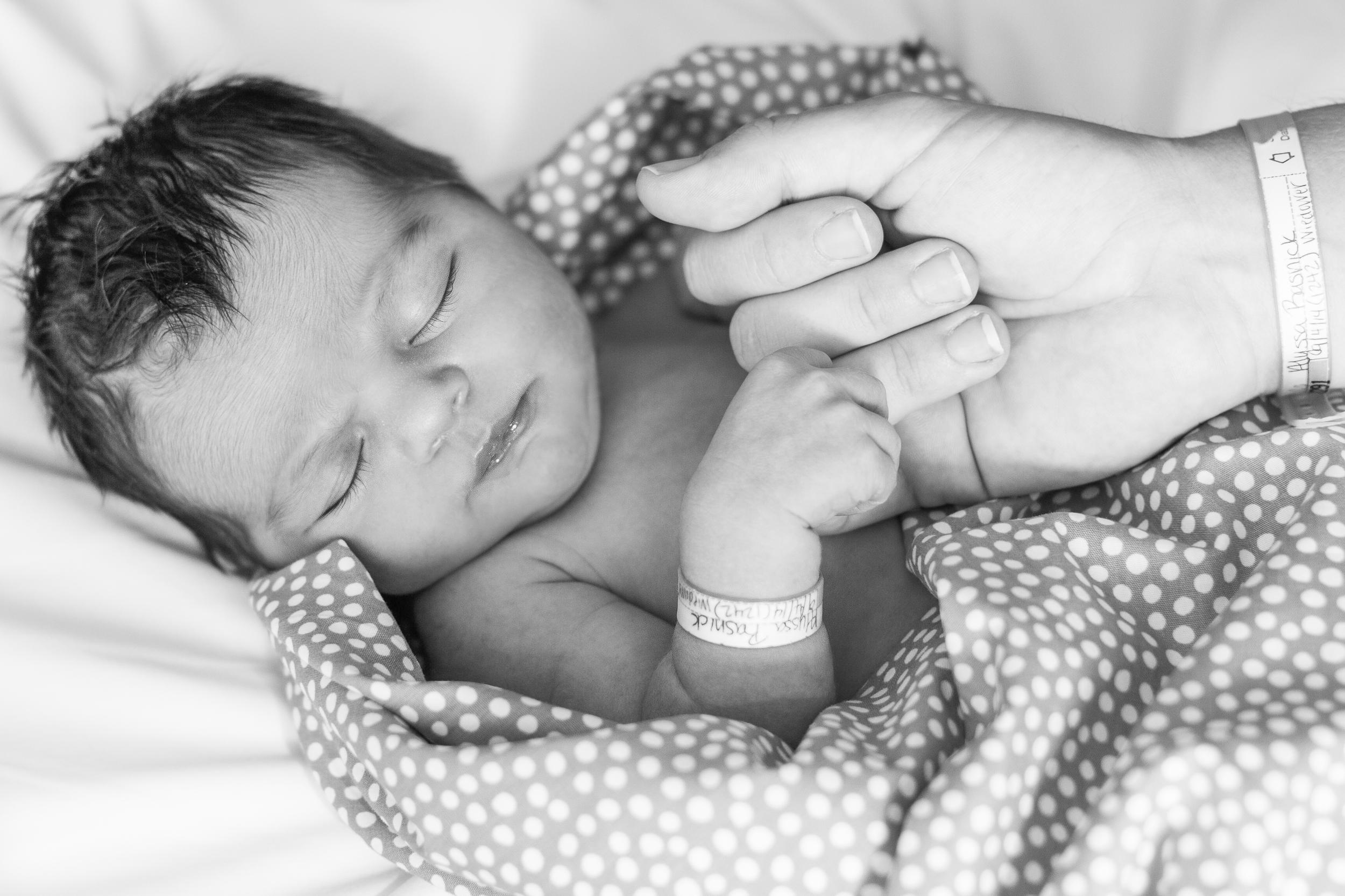 Jessica Jo Photo Denver Newborn Photographer, Denver In-hospital Newborn Photographer