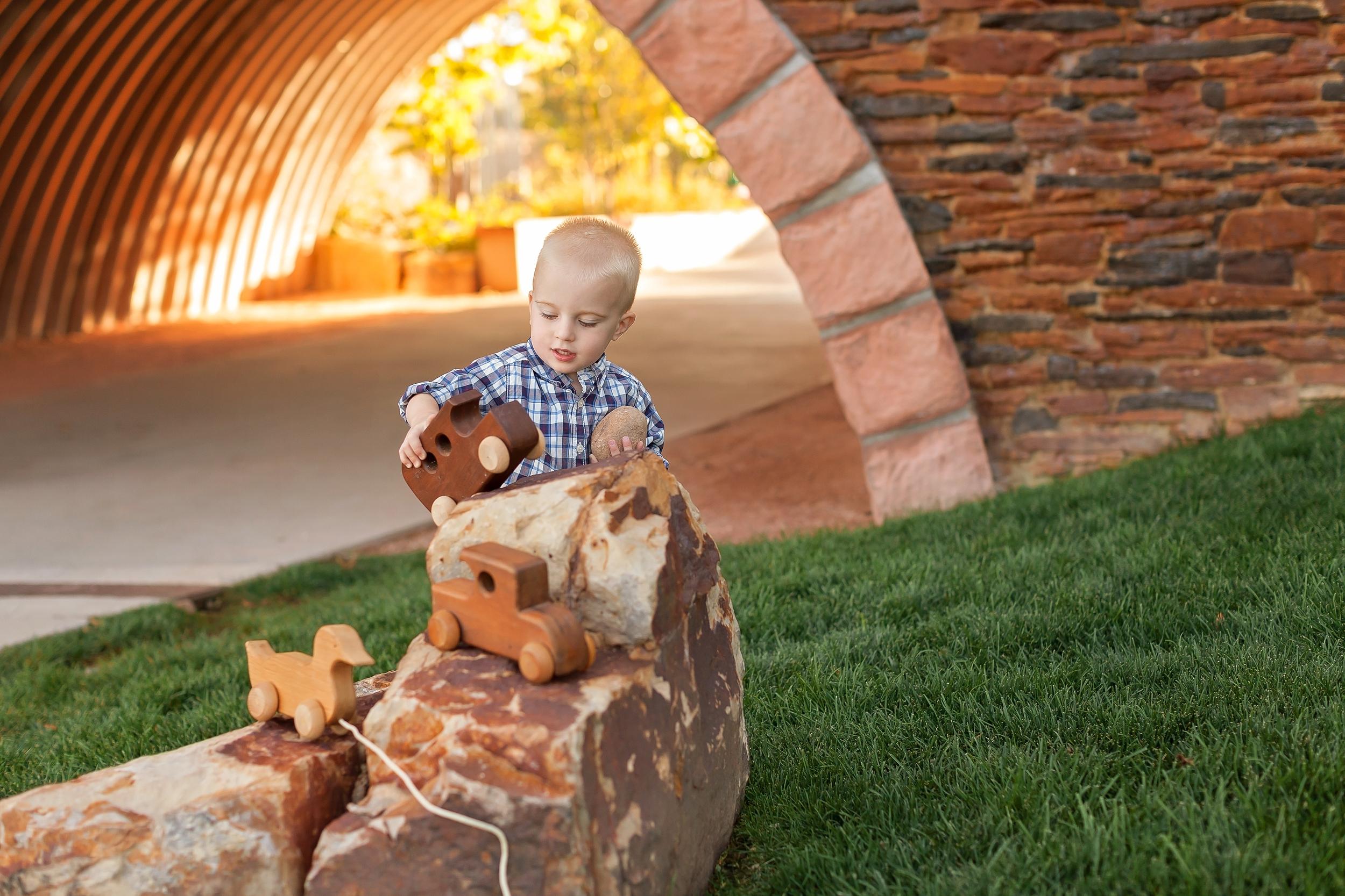Denver Twin Toddler Photograper