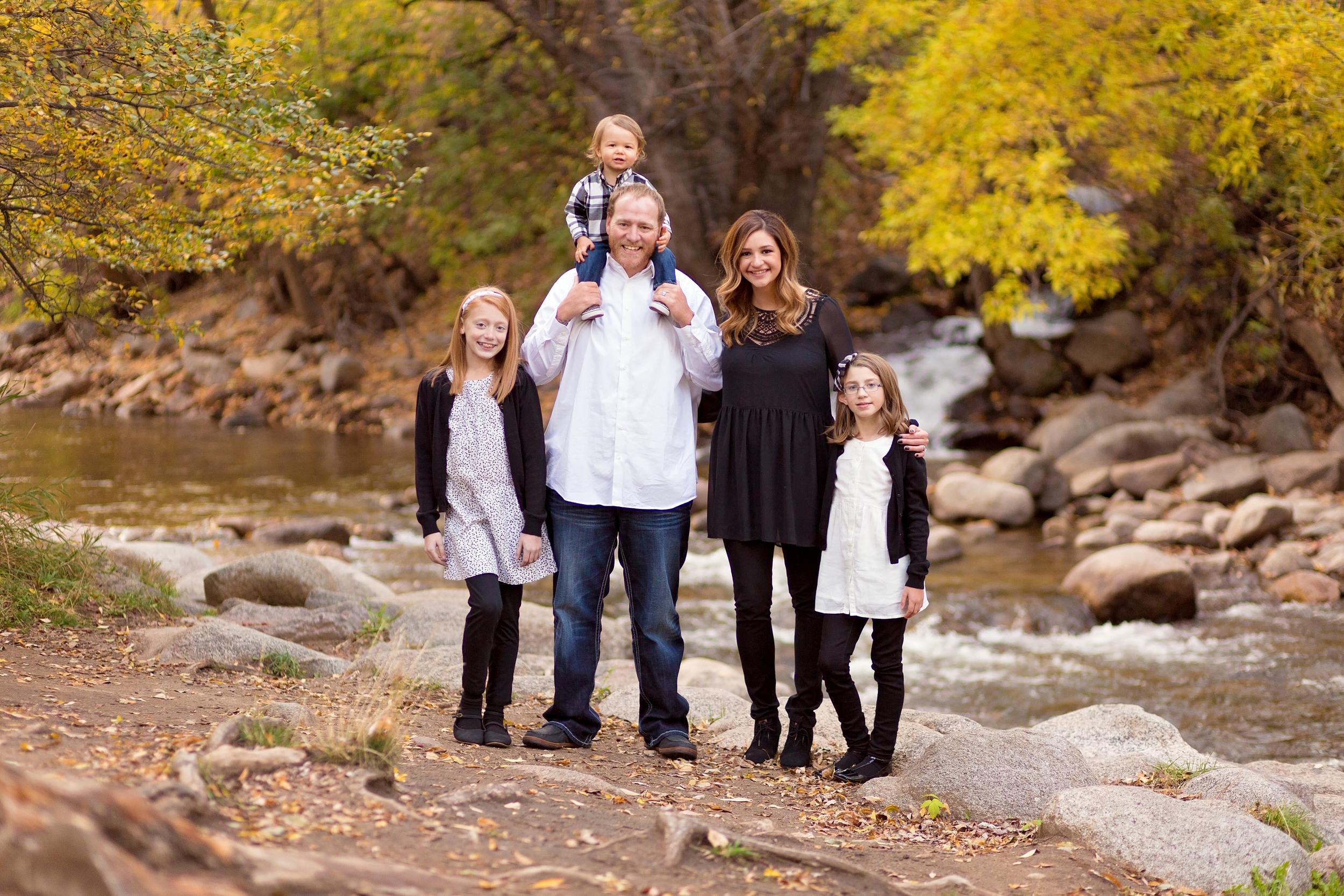 BOulder Family Photographers