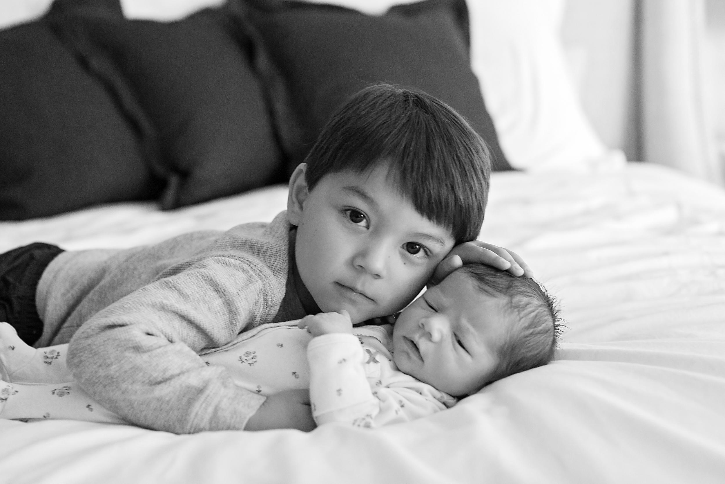 Denver Newborn Lifestyle Photographer