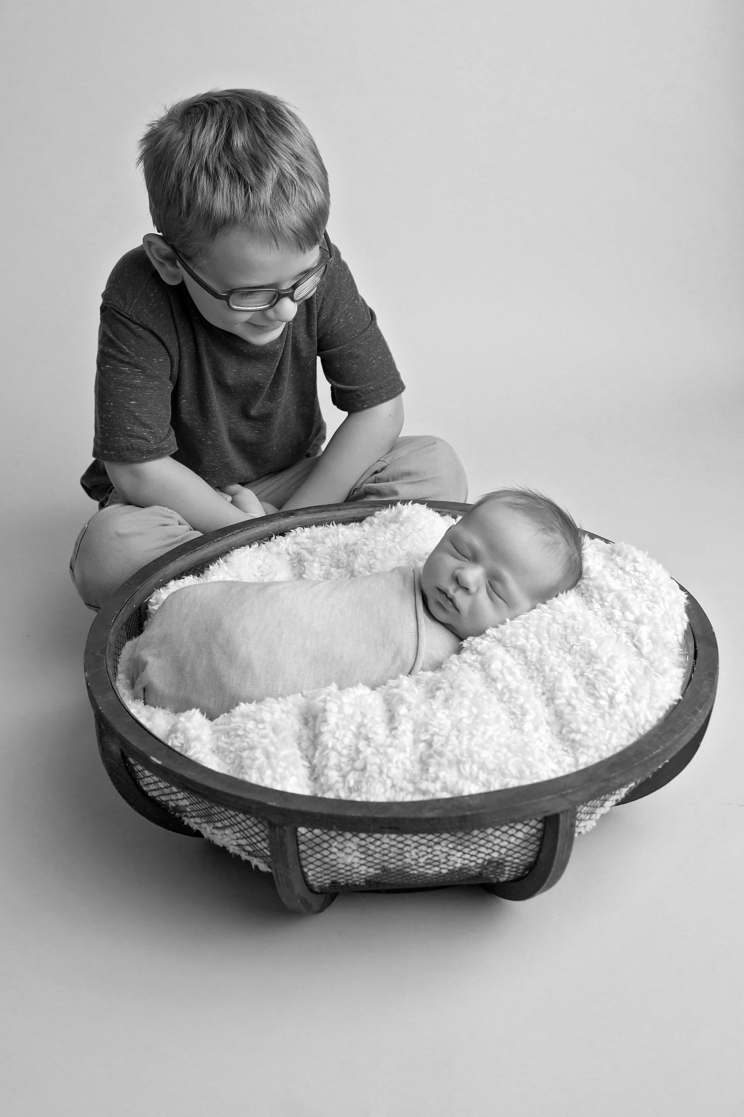Arvada Posed Newborn Photographers
