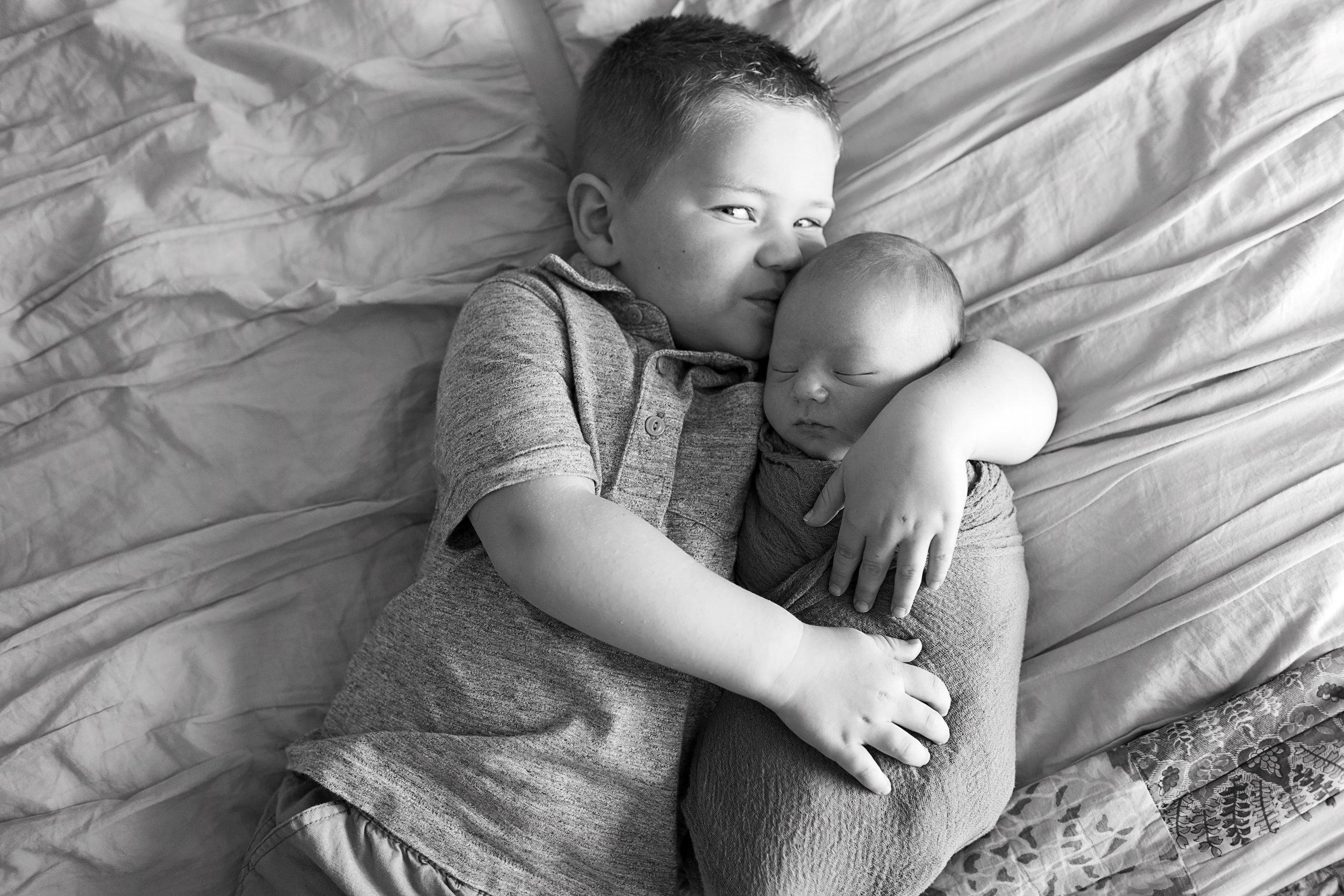 Parker Newborn Photograher