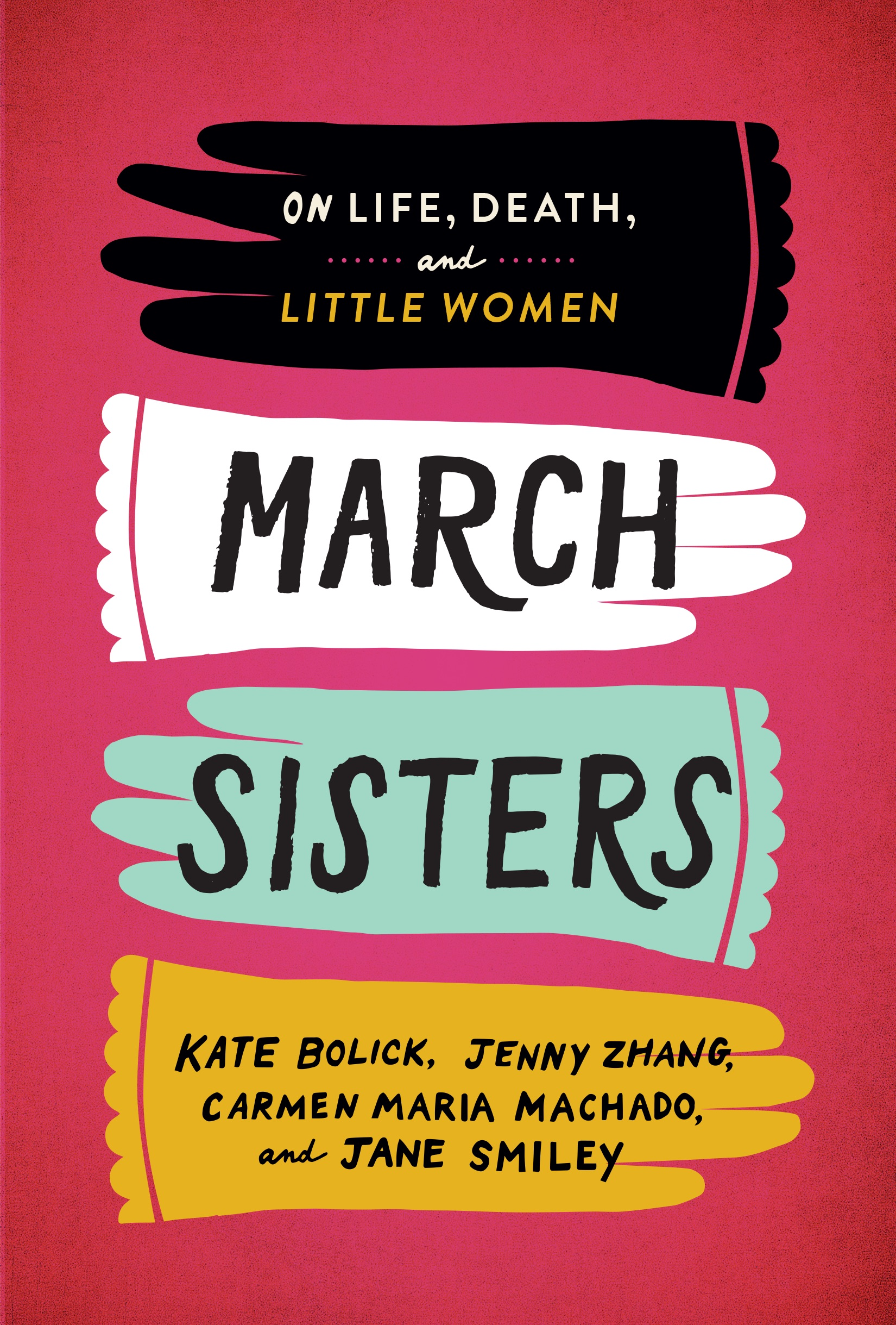 "- Coming August 2019 from the Library of America, available wherever books are sold. To place a pre-order, click HERE.""In this thoughtful essay collection, four contemporary authors explore their relationships to the title characters of Louisa May Alcott's Little Women…. Any readers who have ever compared themselves to Meg, Jo, Beth, or Amy—or to all four—will enjoy seeing Alcott's much-loved classic through these alternate perspectives.""—Publishers Weekly""Fresh readings of a much-loved classic.""—Kirkus Reviews"