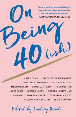 "- In this dazzling collection, fifteen writers explore this rich phase in essays that are profound, moving and above all, brimming with joie de vivre.""The age of 40 is like a legendary beast that you never expect to meet…. This anthology of well-written essays … represent years of accumulated wisdom and growth. Over a dozen authors … share their soul-searching experiences of bonding, loss, relationships, achievement, personal development, painful events, and finding joy in the everyday.""—BUST MagazineTo learn more, or to buy a copy, click HERE."