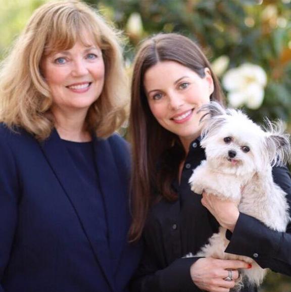 Virginia Freyermuth, Julie Steines, and Norbert