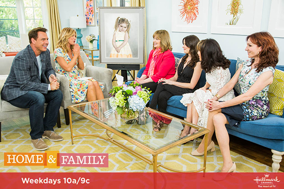 Photo Courtesy of Hallmark Channel Home & Family