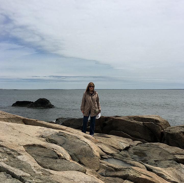Walking the Beach Loop