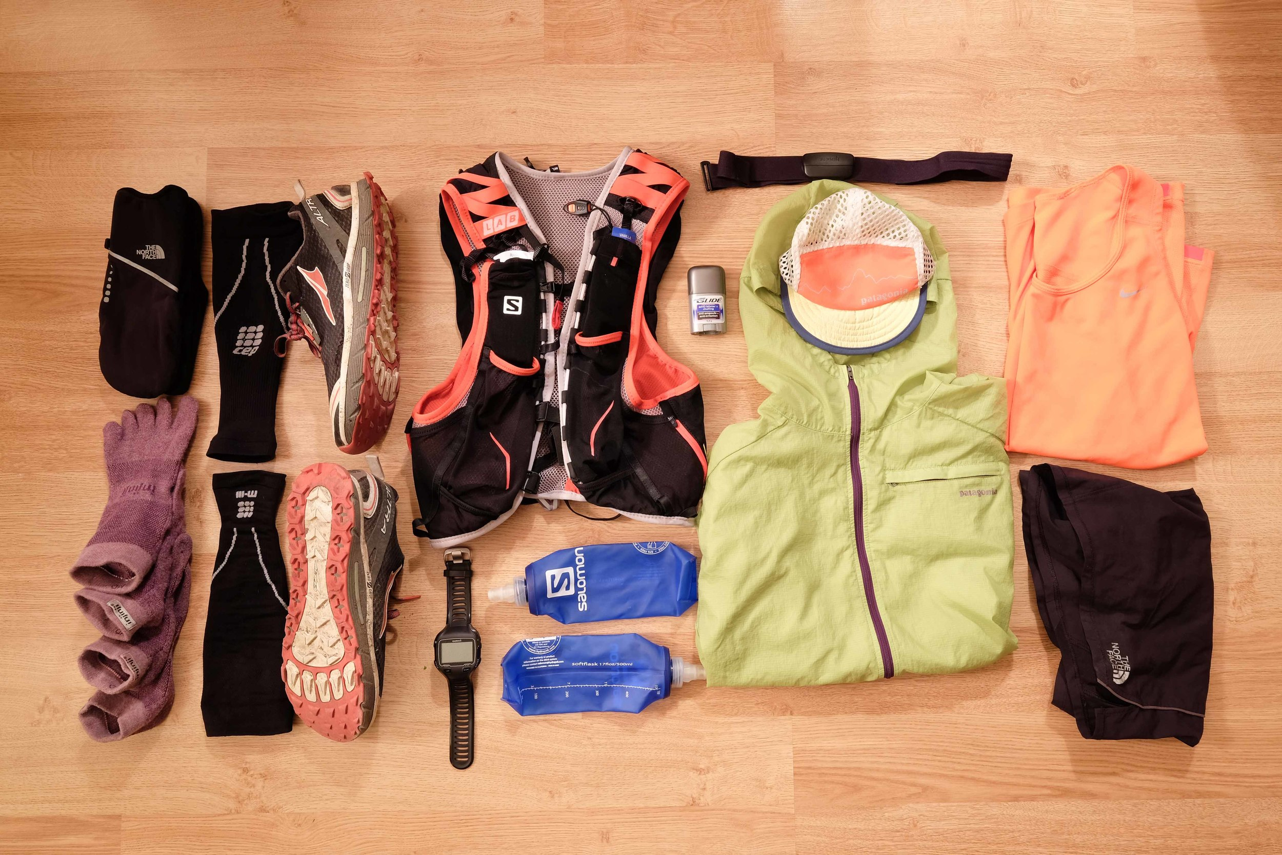 Trail Running Gear