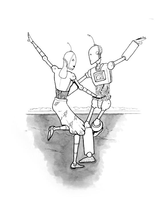 Dancing Robot Couple.jpg