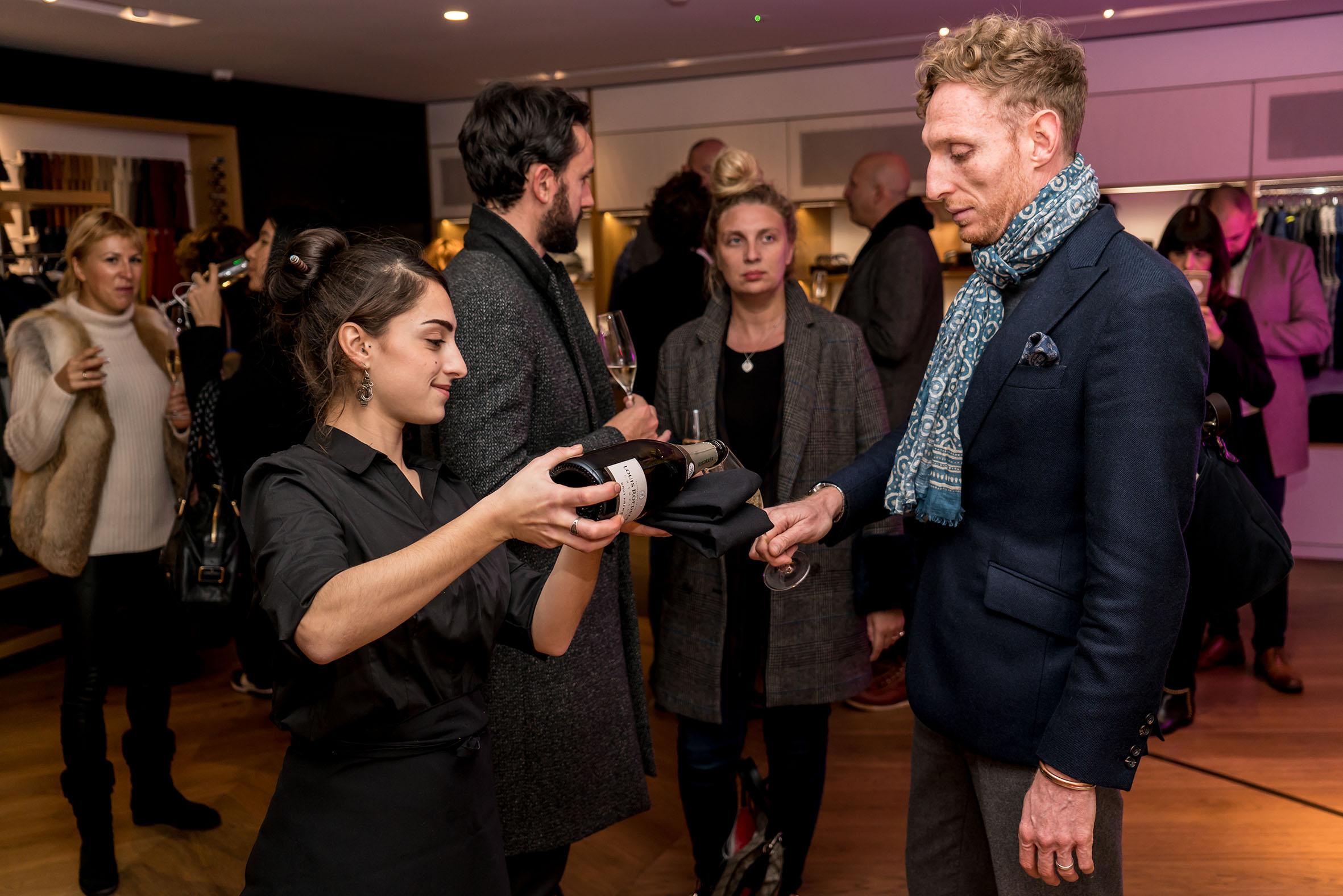 Aston Martin Journalist Factory Tour 2017