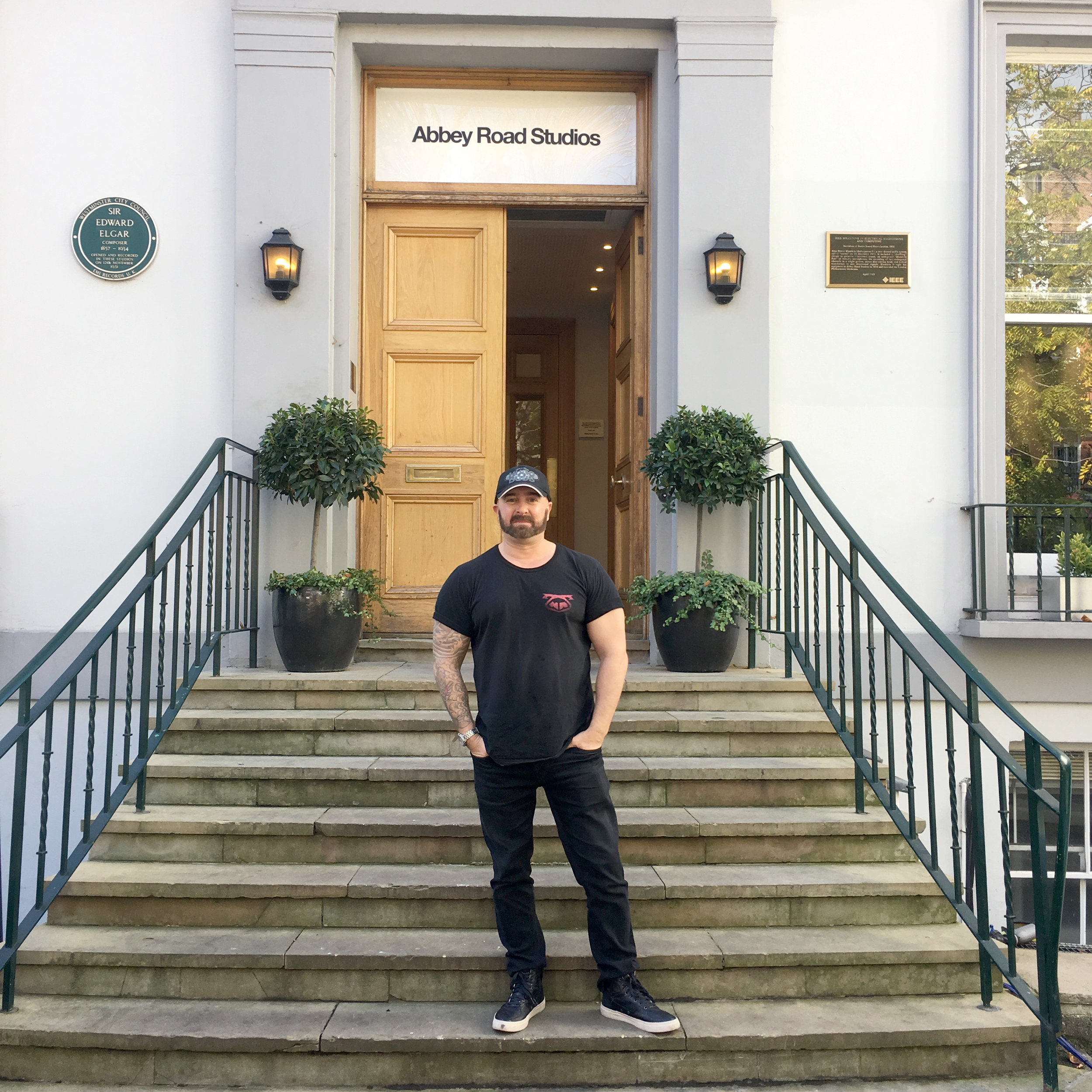 Abbey Road Studios 'Sound + Vision' charity auction. -