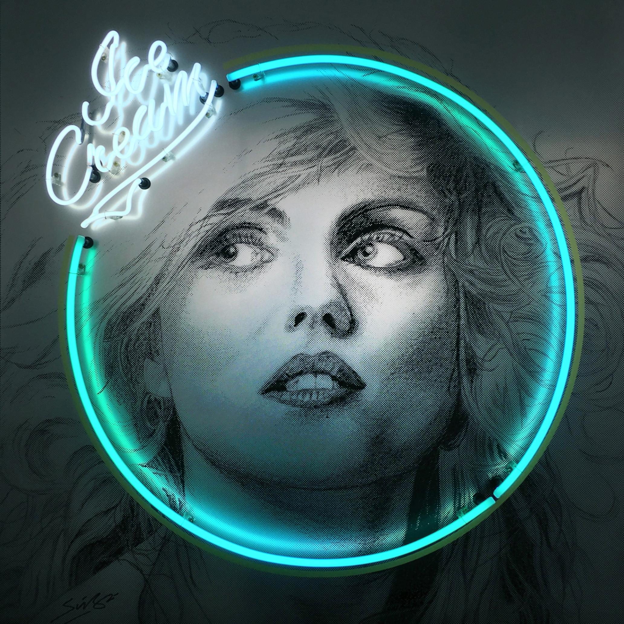 Neon art originals. -
