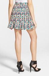 Nordstrom BP Print Pleated Skirt.jpg