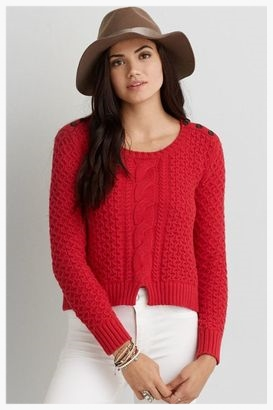 American Eagle Red Sweater.jpg