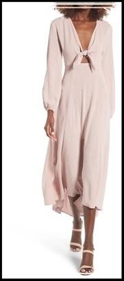 Lush Front Tie - Maxi Dress.jpg
