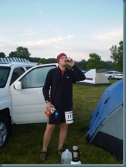 Howl at the Moon 8 Hour Race Report