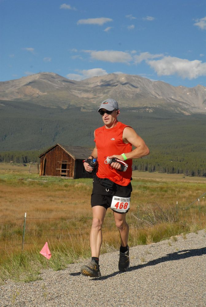 Leadville Trail Run 100 Photos