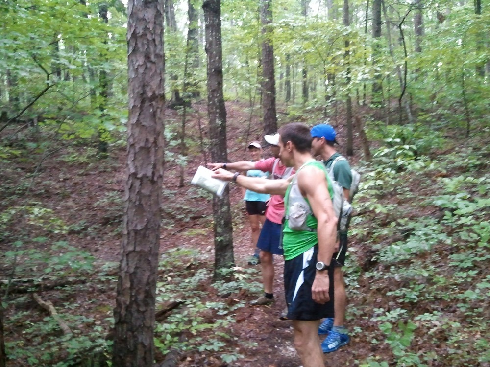 Berryman Trail Outing