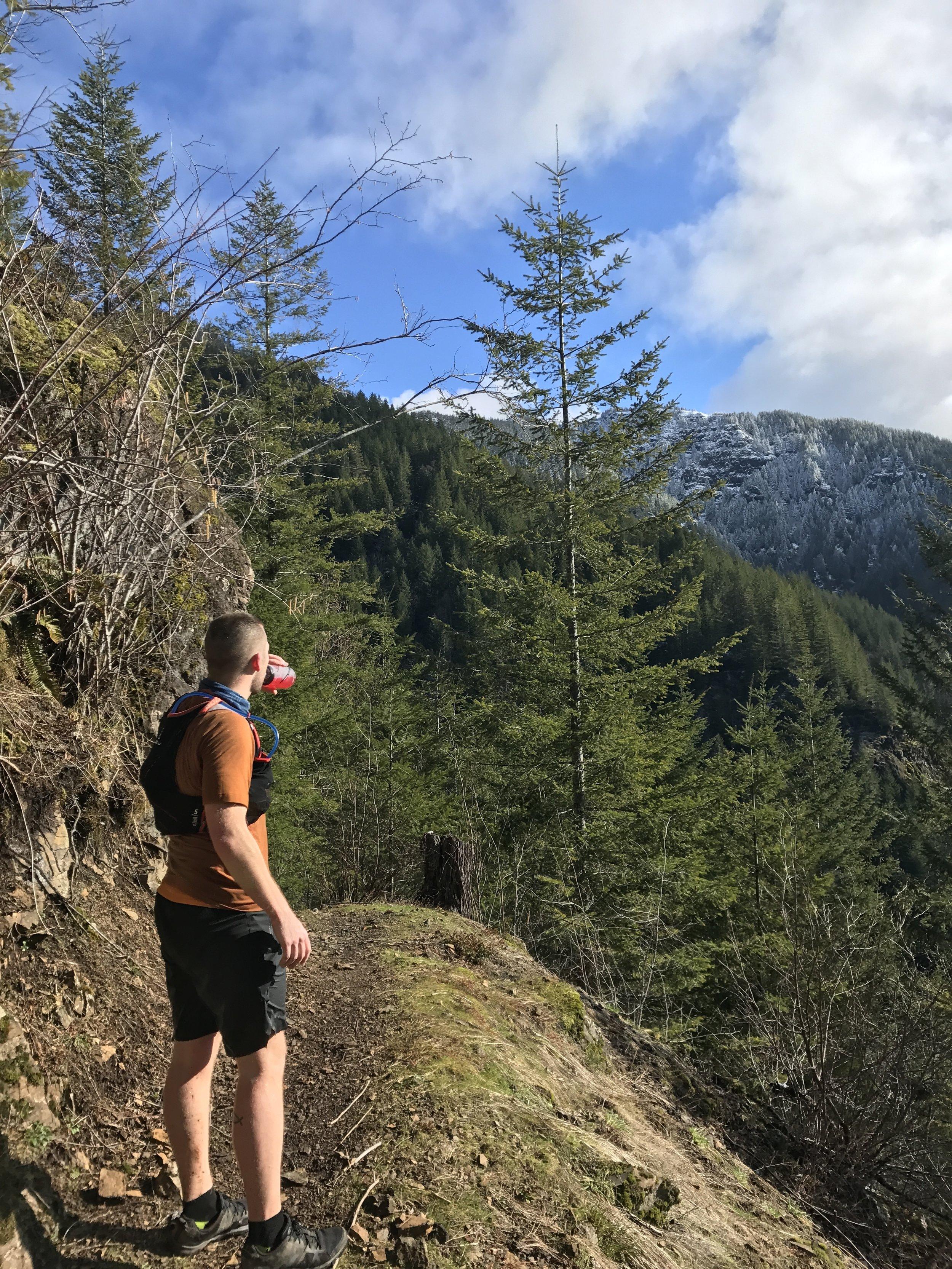 Found a view - Wilson River Trail - Tillamook