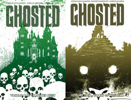 Ghosted Volumes 1 and 2
