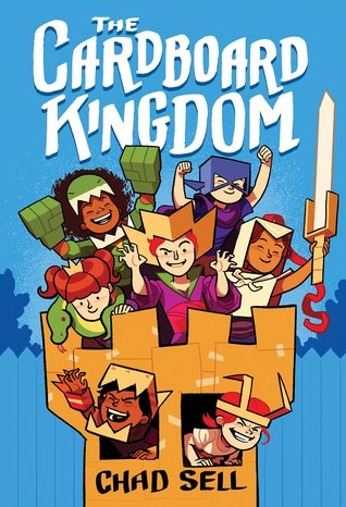The Cardboard Kingdom - By Chad Sell, Molly Muldoon, David DeMeo, Jay Fuller, Manuel Betancourt, Katie Schenkel, Kris Moore, Barbara Perez Marquez, Cloud Jacobs, & Michael Cole